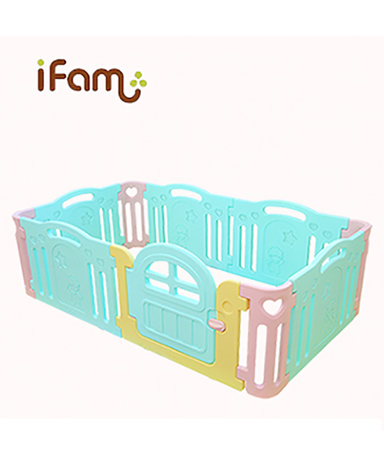 ifam marshmallow baby room mint IF-001