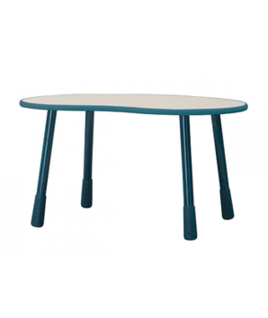 ILOOM  BLUE PEANUT TABLE HSLD112H IVKB