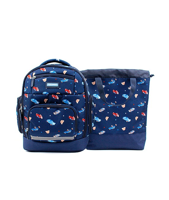 Winghouse School Backpack mom racing MA0866